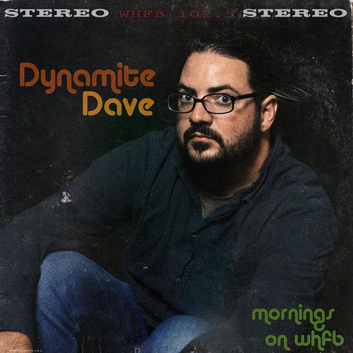 Dynamite Dave Album Cover