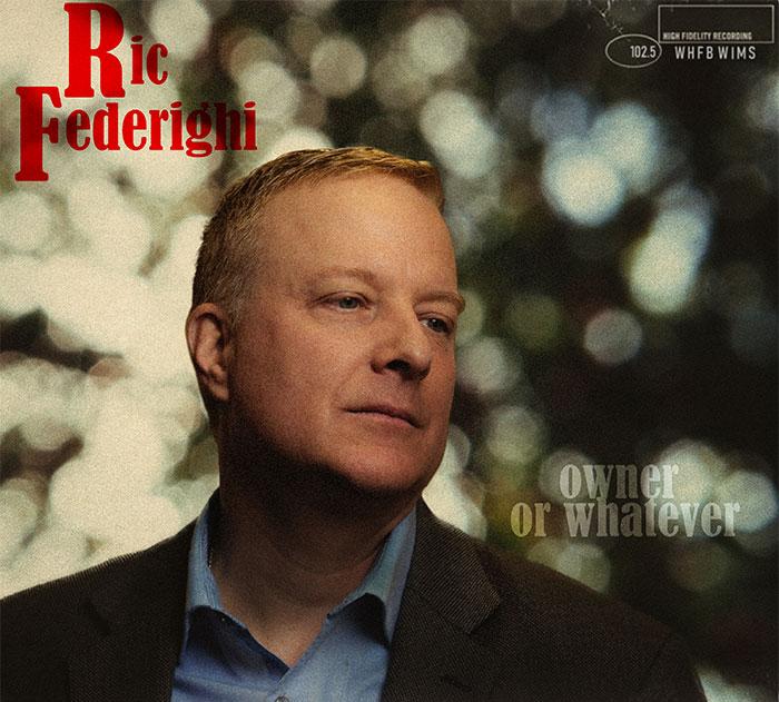 Ric Federighi Album Cover